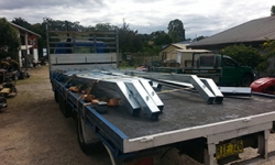 Steel suppliers Coffs Harbour - Steel Delivery Service